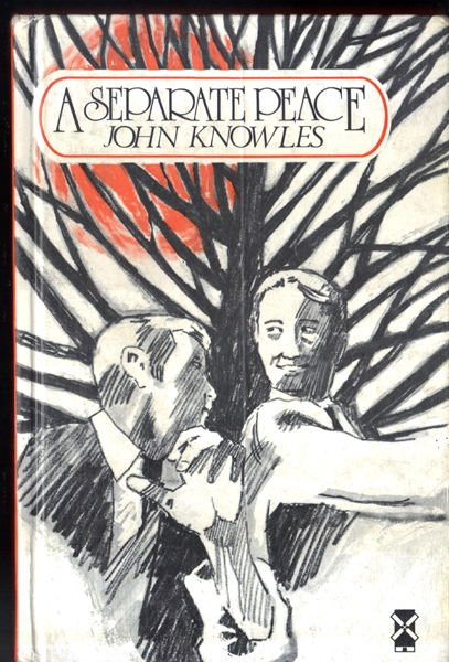 an overview of a separate peace novel by john knowles John knowles, whose coming-of-age novel a separate peace became required reading for generation of high school students, dies at age 75 photo (m.