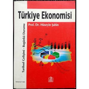 Türkiye Ekonomisi Hüseyin Şahin Ezgi Kitabevi Yayınları / Finans Dizisi