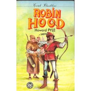 Robin Hood Howard Pyle Çocuk Klasikleri Remzi Kitabevi Basım Tarihi1993