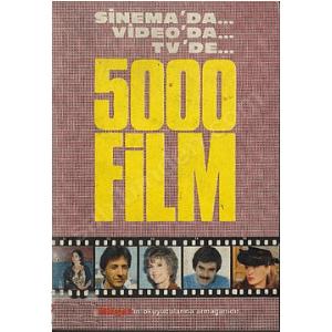 SİNEMA'DA , VİDEO'DA , TV'DE 5000 FİLM