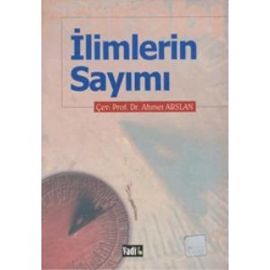 İlimlerin Sayımı Farabi Prof.Dr.Ahmet Arslan Vadi Yayınları Basım Tarihi 1999
