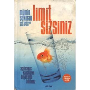 Limit Sizsiniz Mümin Sekman Alfa Basım Yayın Basım Tarihi 2008