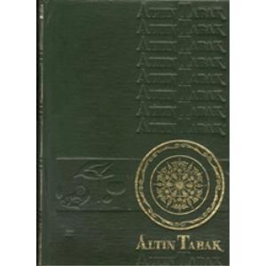 ALTIN TABAK Öğretici Metodlarla Hazırlanmış Ansiklopedi 5 Cilt Başkan Yayınları 1986 Basım