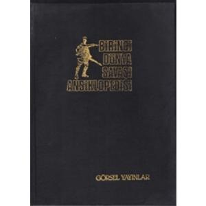 1. Dünya Savaşı Ansiklopedisi 1, 2, 3 Cilt Takım 2. Dünya Savaşı Ansiklopedisi 1, 2, 3, 4, Cilt Takım Görsel Yayınları