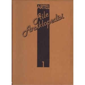 ARTEL AİLE ANSİKLOPEDİSİ 4 CİLT TAKIM Artel Yayınları