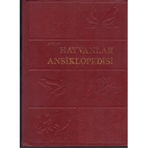 Arkın HAYVANLAR ANSİKLOPEDİSİ 5 Cilt (TAKIM) 1980 Basım