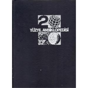 20. YÜZYIL ANSİKLOPEDİSİ 5 CİLT TAKIM Baskan Yayınları 1979 Basım