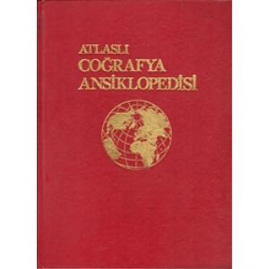 ATLASLI COĞRAFYA ANSİKLOPEDİSİ 3 CİLT TAKIM Arkın Kitabevi