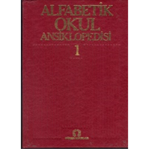 ALFABETİK OKUL ANSİKLOPEDİSİ - CİLT- 1-2-3-4-5-6-7-8-10-11 - 12 - // 11 CİLT Görsel Yayınları 1998 Basım
