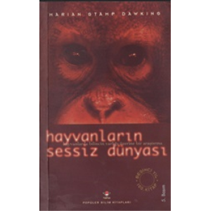 Hayvanların Sessiz DünyasıMarian Stamp Dawkins POPÜLER BİLİM KİTAPLARI 2000 BASIM