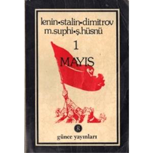 1 MAYIS GÜNCE YAYINLARI LENİN-STALİN-DİMİTROV-M.SUPHİ-Ş.HÜSNÜ 1976 BASIM