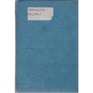DENİZLER ASLANI R. SABATINI ÇEVİRMEN ŞEVKET ÜNER MİLLİYET YAYINLARI 1973 BASIM