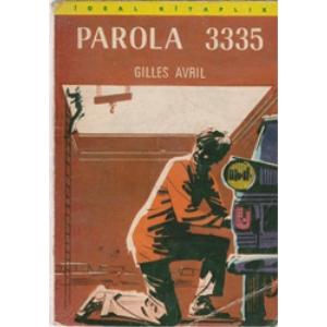 PAROLA 3335 GILLES AVRIL