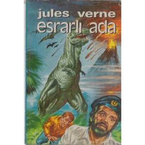 ESRARLI ADA JULES VERNE ÇEVİRMEN GÜLTEN SUVEREN ALTUIN KİTAPLAR YAYINLARI 1978 BASIM