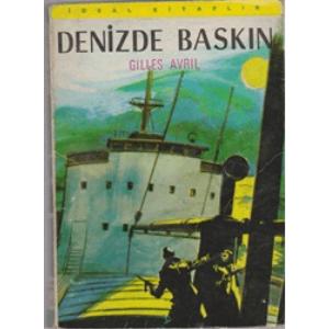 DENİZDE BASKIN GILLES AVRIL 1971 BASIM
