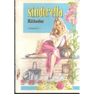 Sinderella Külkedisi C. Perrault Resimli Masal Kitabı