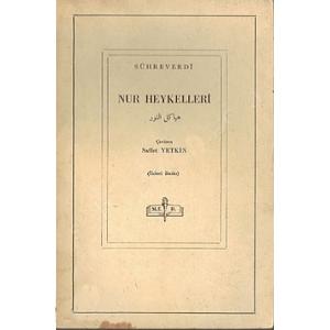 NUR HEYKELLERİ SÜHREVERDİ 1963 Basım