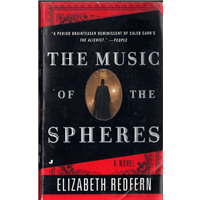 The Musıc Of The Spheres Elızabeth Redfern Jove Books Basım Tarihi 2002