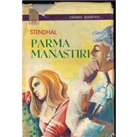 Parma Manastırı Stendal Altın Kalem Basım Tarihi 1975 Çeviren Samih Tiryakioğlu