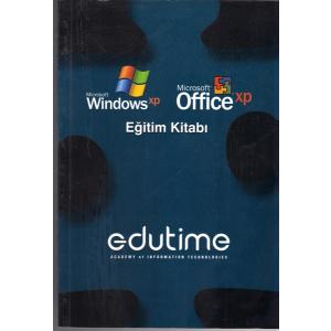 Microsoft Windows Xp Microsoft Office Xp Eğitim Kitabı Edutime Academy Of Information Technologies Nesil Matbaacılık Basım Tarihi 2006