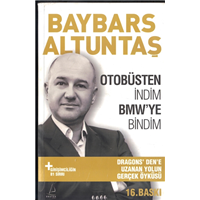 Otobüsten İndim Bmw-ye Bindim Baybars Aktuntaş Destek Yayınevi Basım Tarihi 2012