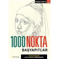 1000 Nokta - Başyapıtlar Thomas Pavitte  Domingo Yayınevi