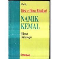 Namık Kemal Türk Ve Dünya Klasikleri Hikmet Dizdaroğlu Milliyet Varlık Yayınları
