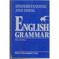 Understanding And Using English Grammar Third Edition Betty Schrampfer Azar Longmann