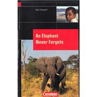 An Elephant Never Forgets Paul Stewart Cornelsen Verlag Basım Tarihi 1999