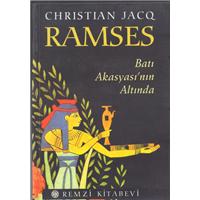 Ramses Batı Akasyası-nın Altında Chrıstıan Jaco Remzi Kitabevi Basım Tarihi 1998