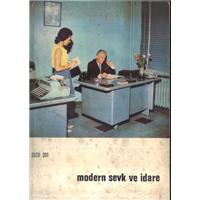 Modern Sevk Ve İdare Sezai Şen Güzel Sanatlar Matbaası Basım Tarihi 1967