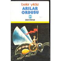Arılar Ordusu Bekir Yıldız Cem Yayınevi Basım Tarihi 1995