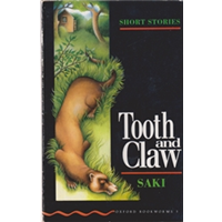 TOOTH AND CLAW SAKI OXFORD BOOKWORMS 1991 BASIM