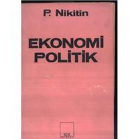 Ekonomi Politik P.Nikitin Sol Yayınları Çeviren Hamdi Konur