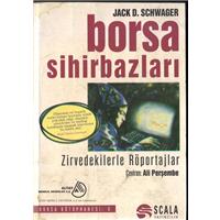Borsa Sihirbazları Jack D.Schwager Çeviren Ali Perşembe Scala Yayıncılık Basım Tarihi 1998
