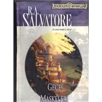 Gece Maskeleri R A Salvatore Unutulmuş Diyarlar Ruhban Serisi 3 Kitap Laika Yayınları