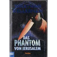 Das Phantom Von Jerusalem Jonathan Kellerman Basteı Lübbe Basım Tarihi 1993