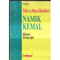 Namık Kemal Türk Ve Dünya Klasikleri Hikmet Dizdaroğlu Milliyet Varlık Yayınları Basım Tarihi 1995