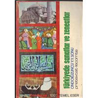 Türkiyede Sanatlar Ve Zeneatlar 19.Y.Y. Sonu Pretextat-Lecomte Tercüman 1001 Temel Eser