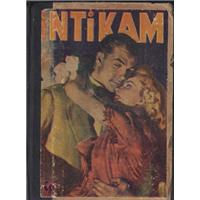 İntikam Türkiye Yayınevi Basım Tarihi 1953