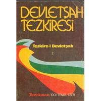 Devletşah Tezkiresi Tezkire-i Devletşah Tercüman 1001 Temel Eser
