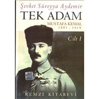 Tek Adam 1-2-3 Cilt Şevket Süreyya Aydemir Remzi Kitabevi Basım Tarihi 2011