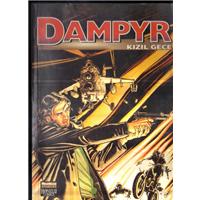Dampyr 4 Kızıl Gece Mauro Boselli Çeviren Zeynep Akkuş Oğlak Yayınları Basım Tarihi 2002
