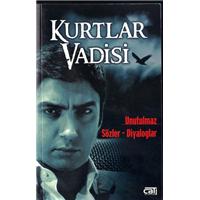 Kurtlar Vadisi Unutulmaz Sözler Diyaloglar Çatı Kitapları Basım Tarihi 2005
