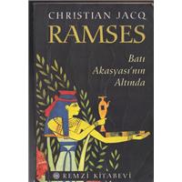 Ramses Batı Akasyası-nın Altında Chrıstıan Jaco Remzi Kitabevi Basım Tarihi 1999