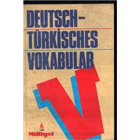 Deutsch-Türkisches Vokabular Milliyet Yayınları