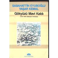 Sabahattin Eyuboğlu Yaşar Kemal Gökyüzü Mavi Kaldı Türk Halk Edebiyatı Antolojis