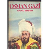 Osman Gazi Cavid Ersen Kamer Neşriyat Basım Tarihi 1983