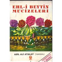 Ehl-i Beytin Mucizeleri Adil Ali Atalay Can Yayınları Basım Tarihi 1995