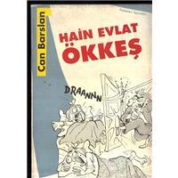 Hain Evlat Ökkeş Can Barslan Parantez Yayınları